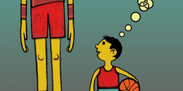 Humor gráfico: Olimpiadas