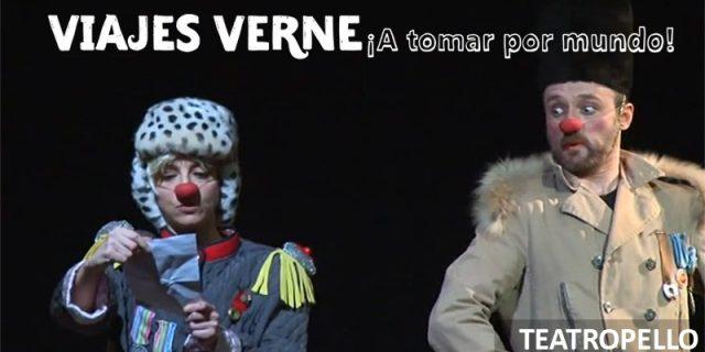 Teatropello. Viajes Verne