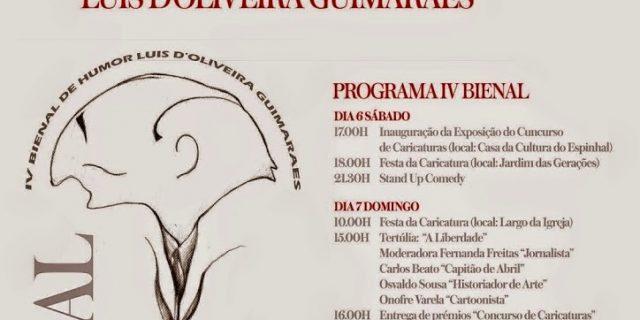 IV Bienal de Humor en Portugal. Obras y catálogo